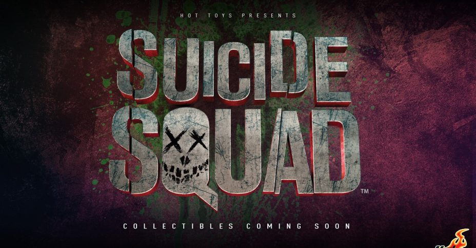 Hot Toys Suicide Squad Announced