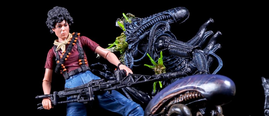 NECA Alien Day Kenner Inspired Ellen Ripley - Toyark Photo Shoot
