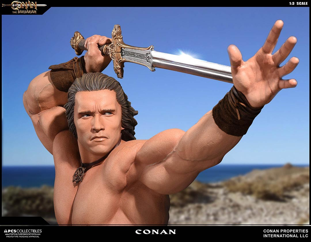 Conan the barbarian luscio anime image