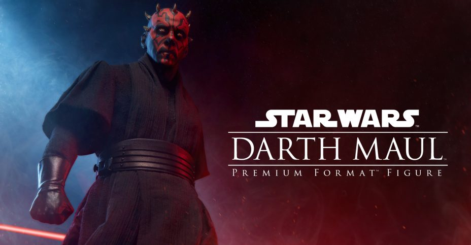 Sideshow Darth Maul Statue Preview