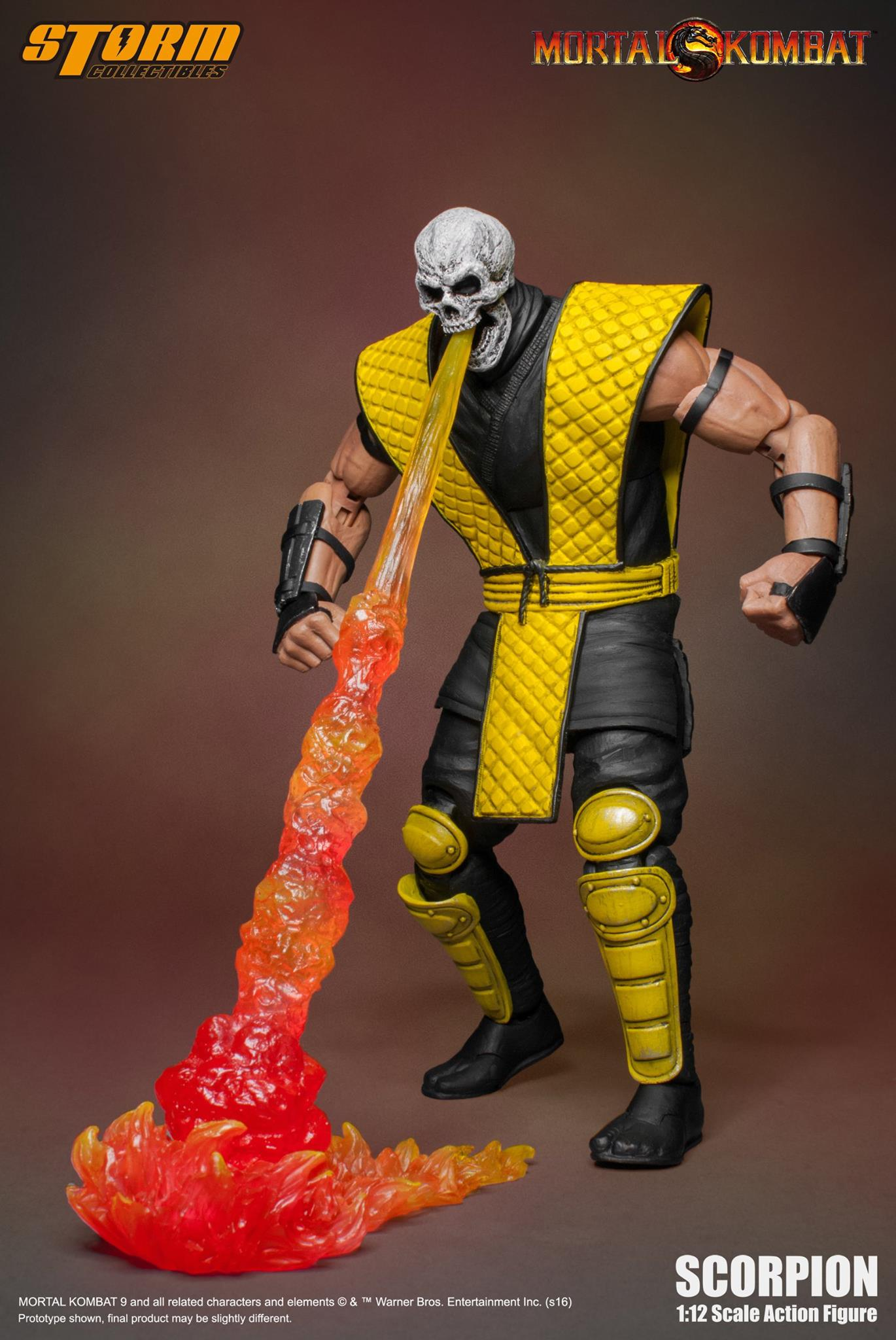 Storm Collectibles Mortal Kombat - Page 3 - Toy Discussion