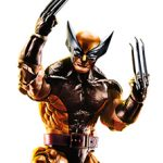 X Men Marvel Legends 6 Inch Wolverine 1