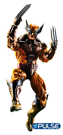 Marvel Legends 6 Inch Scale Wolverine And Juggernaut Build