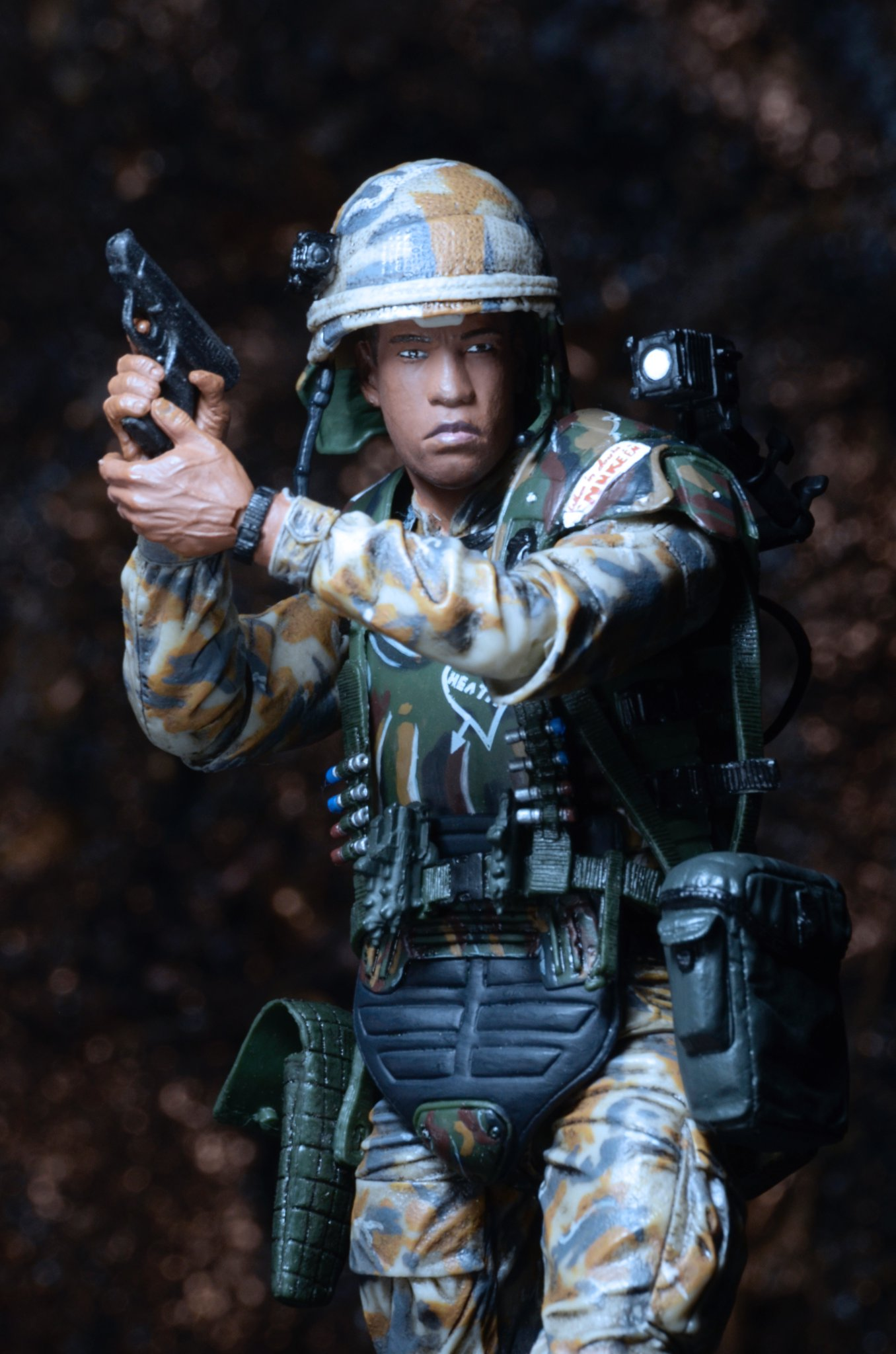 aliens series 9 figures means of production