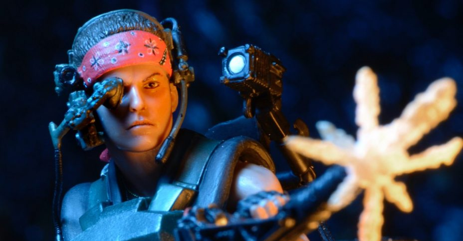 Aliens Series 9 Vasquez Production Photo