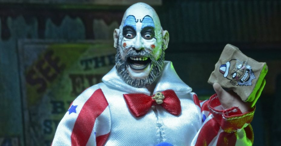 Check ...  sc 1 st  The Toyark & House of 1000 Corpses u2013 Captain Spaulding Retro Figure by NECA - The ...