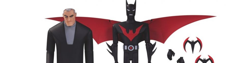 DC Collectibles Batman Beyond 3 Pack