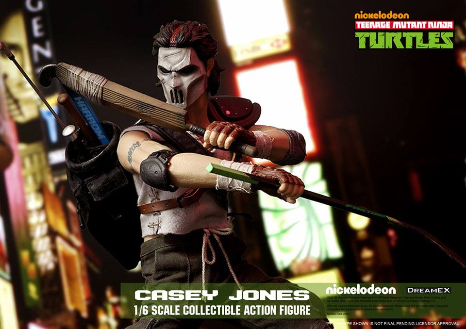 Dreamex Tmnt Casey Jones Officially Licensed Figure