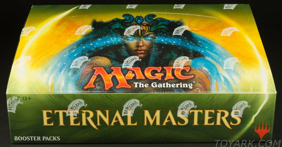 Eternal Masters Magic The Gathering Box 01