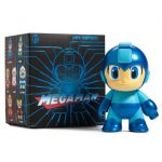 Kidrobot SDCC16 Mega Man Metallic 3 inch Figure