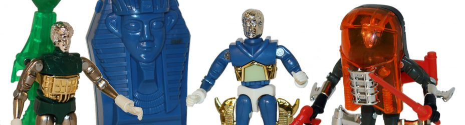 MICRONAUTS CLASSIC COLLECTION Set