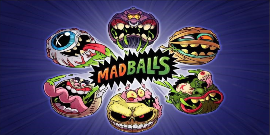 Just plays new madballs revealed the toyark news just plays new madballs revealed additional images m4hsunfo Gallery