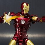 Mark 3 Iron Man Armor SH Figuarts 004