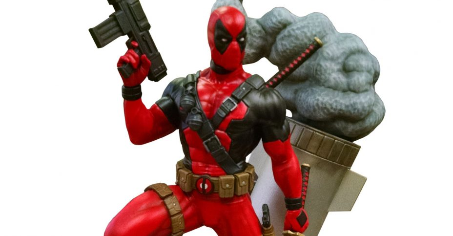 Marvel Deadpool Model Kit