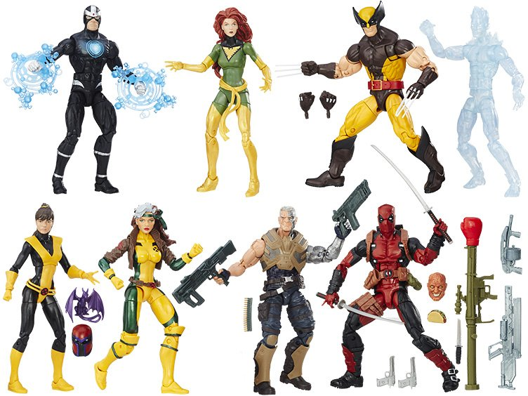 xmen official: