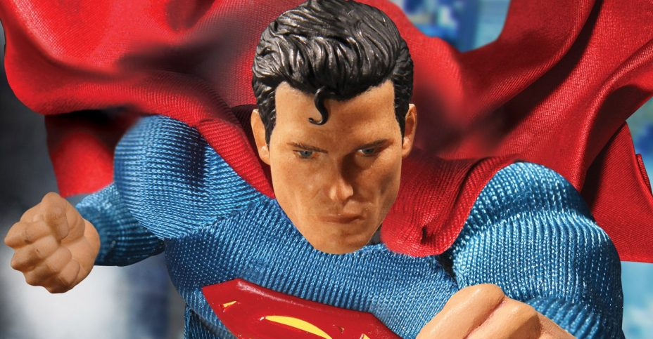 Mezco One12 Collective DC Superman 003