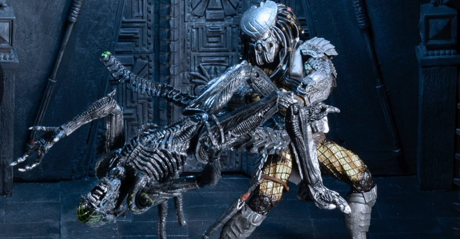 NECA AvP Rivalry Reborn Announced