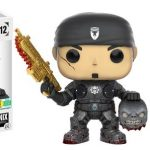 SDCC16 Funko Pop Games Gears of War Marcus Fenix with Head 2
