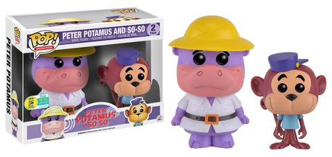 Funko Sdcc16 Exclusives Pops Reaction Dorbz And More