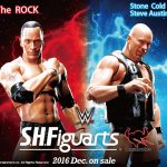 SH Figuarts WWE Stone Cold and The Rock 1