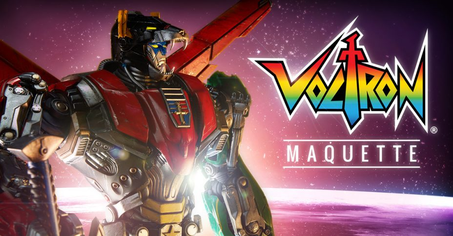 Sideshow Voltron Statue Preview