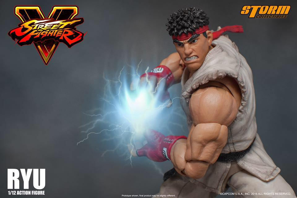 Storm Collectibles Ultra Street Fighter II- The Final