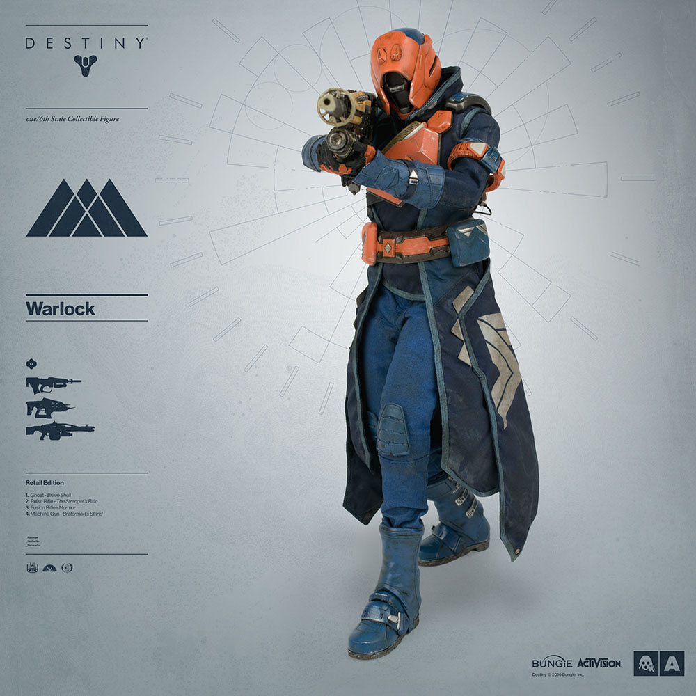 Bungie Destiny, will there be toys? - Page 2 - The Fwoosh Forums