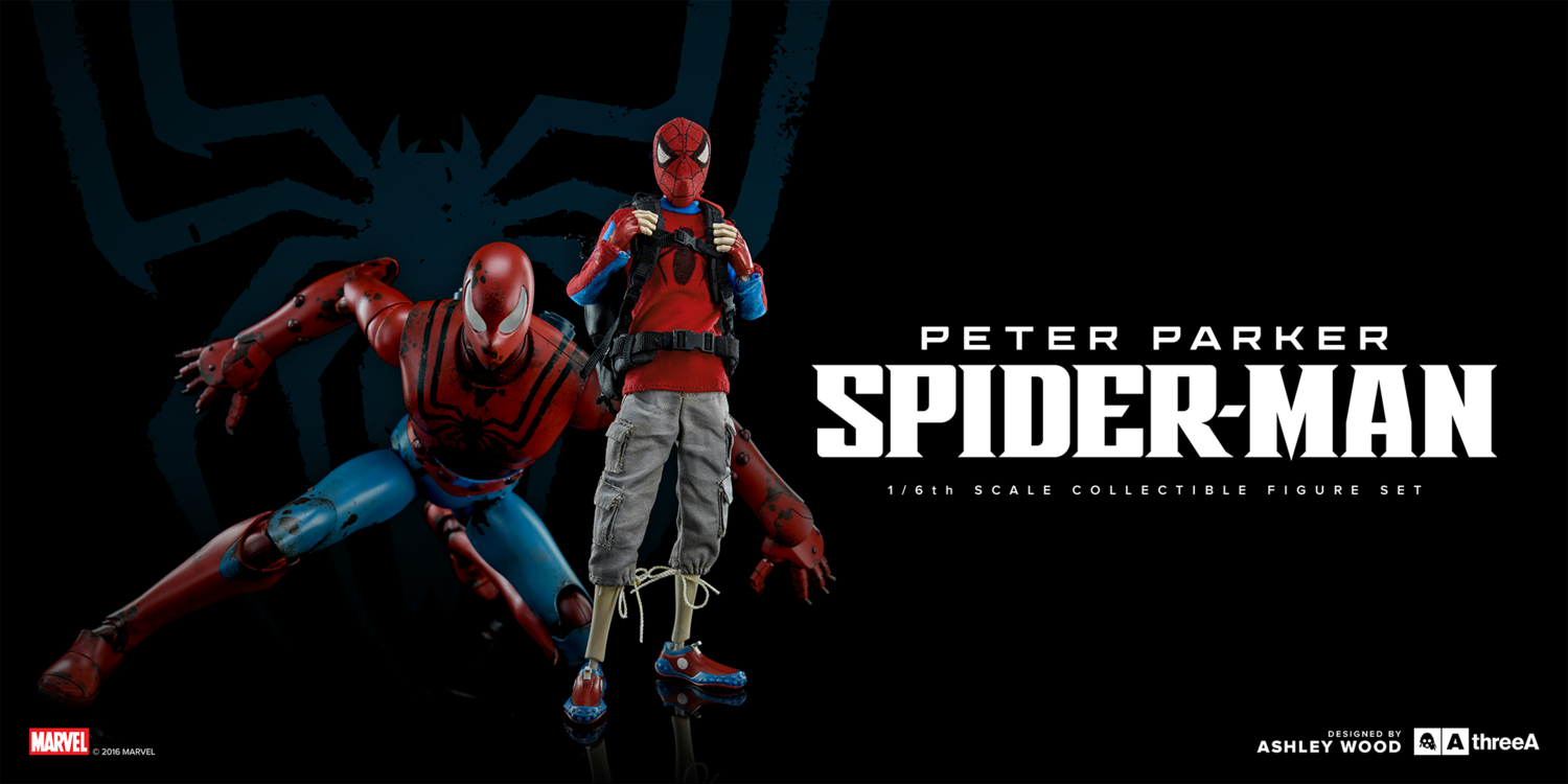Hot classic spiderman toys ass