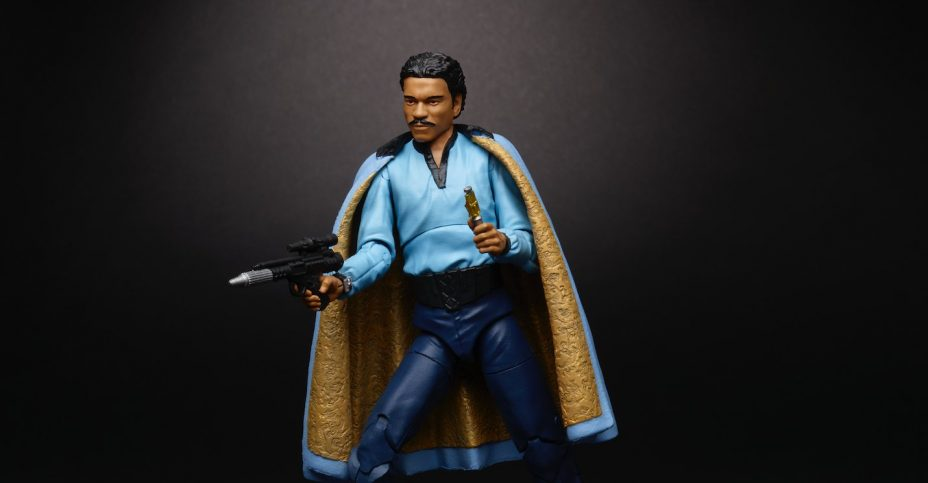 Black Series Lando Calrissian