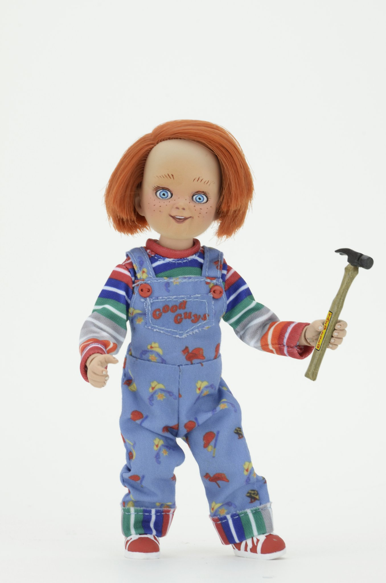 New NECA Child's Play Chucky Figure with Upcoming Blu-Ray ...