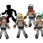 Ghostbusters 2016 Minimates Preview 1