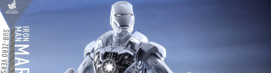 Hot Toys Iron Man Mark VII Sub Zero 006