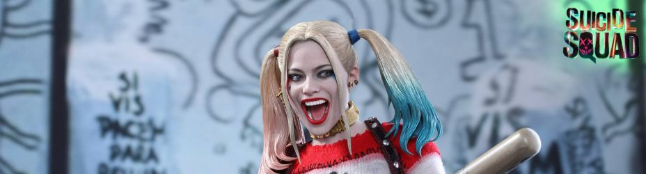 Hot Toys Suicide Squad Harley 013