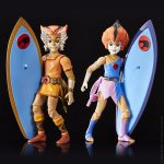 Mattel SDCC 2016 Thundercats Wily Twins