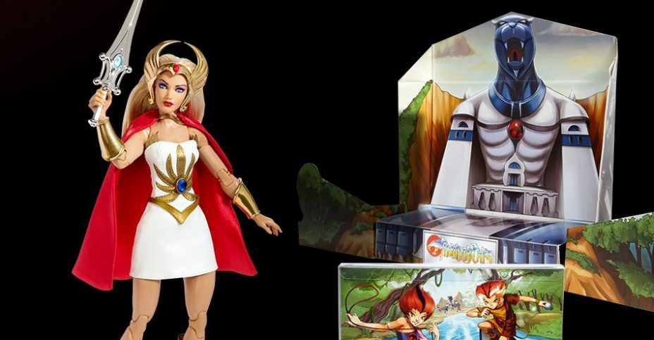 Mattel SDCC2016 Online Exclusives