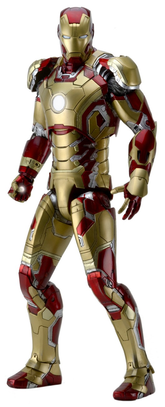 Neca Quarter Scale Iron Man Mark 42 Toy Discussion At