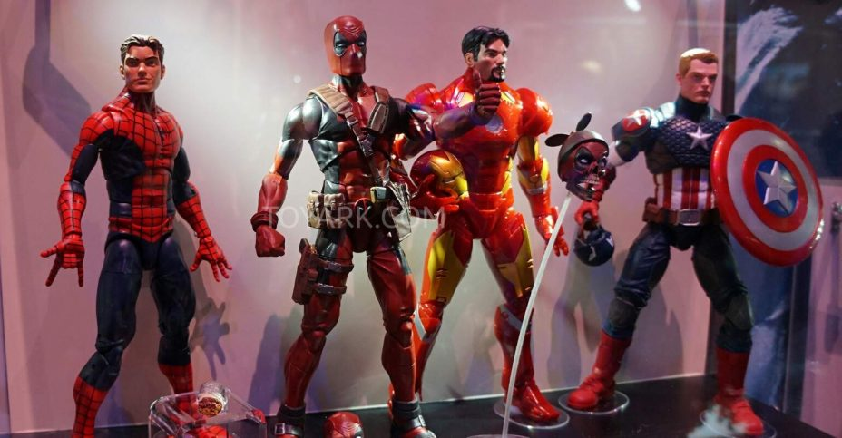SDCC 2016 Hasbro 12 Inch Marvel Legends 0002