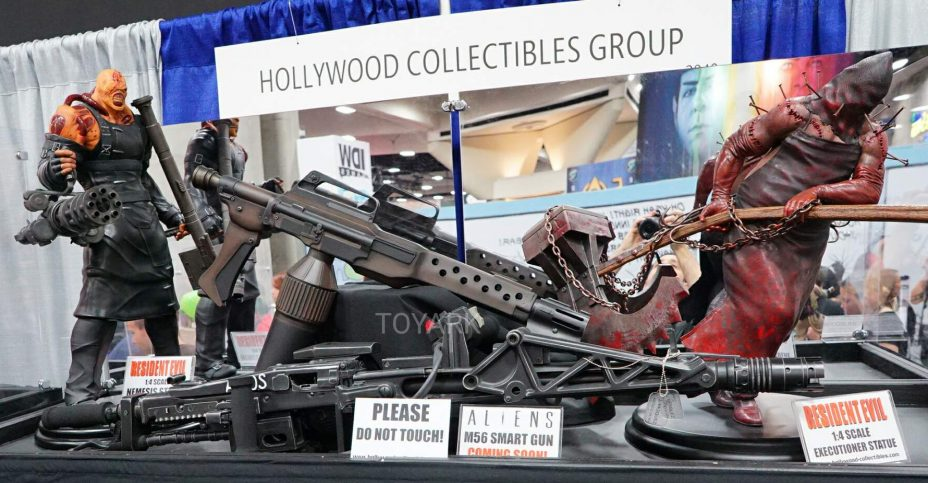 SDCC 2016 Hollywood Collectibles Group 122