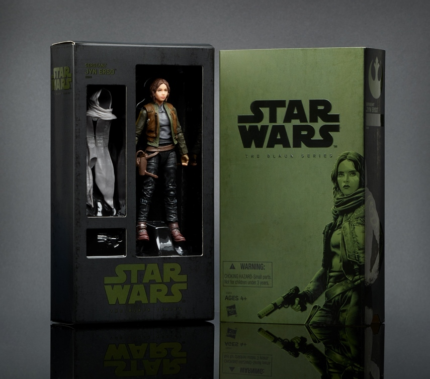 SDCC 2016 Jyn Erso Exclusive
