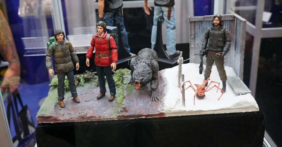 SDCC 2016 PCS American Werewolf and The Thing