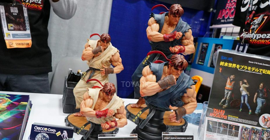 SDCC 2016 PrototypeZ Street Fighter at Gecco 028