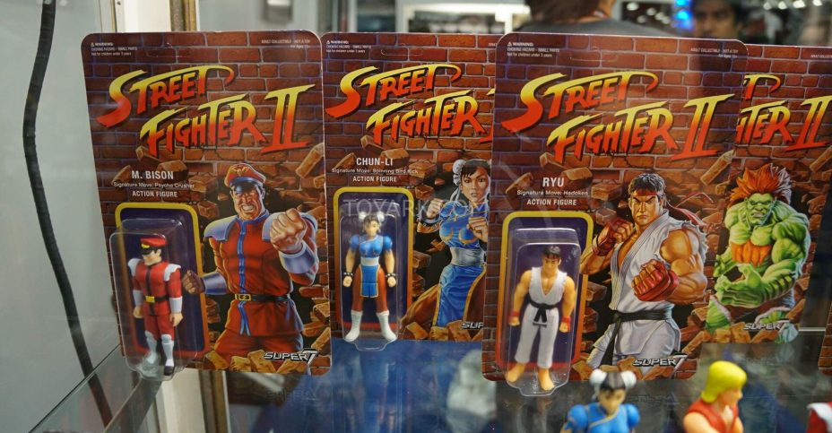 SDCC 2016 Super 7 Street Fighter 003