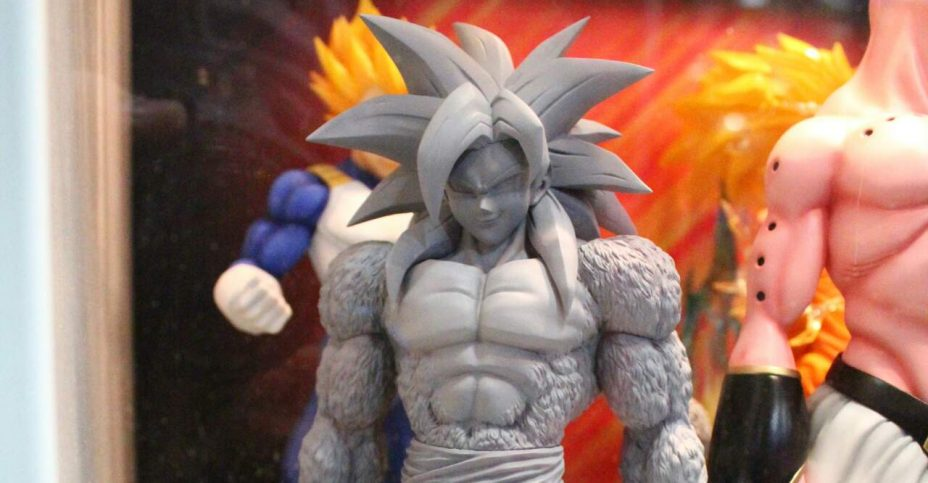 SDCC 2016 Tamashii Nations SSJ 4 Goku 001