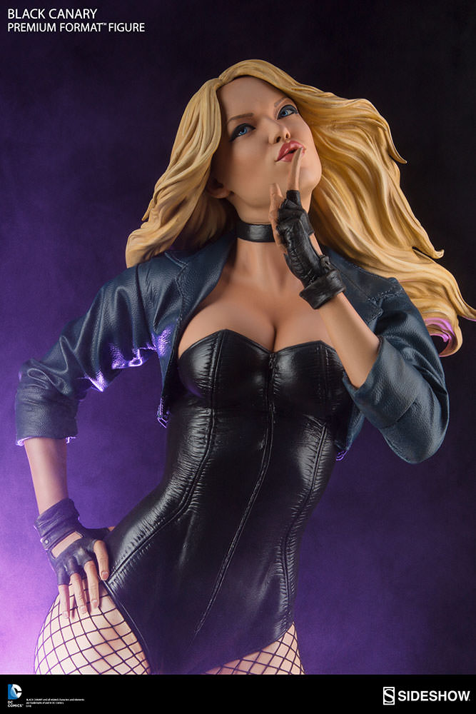 Black canary toys sweet