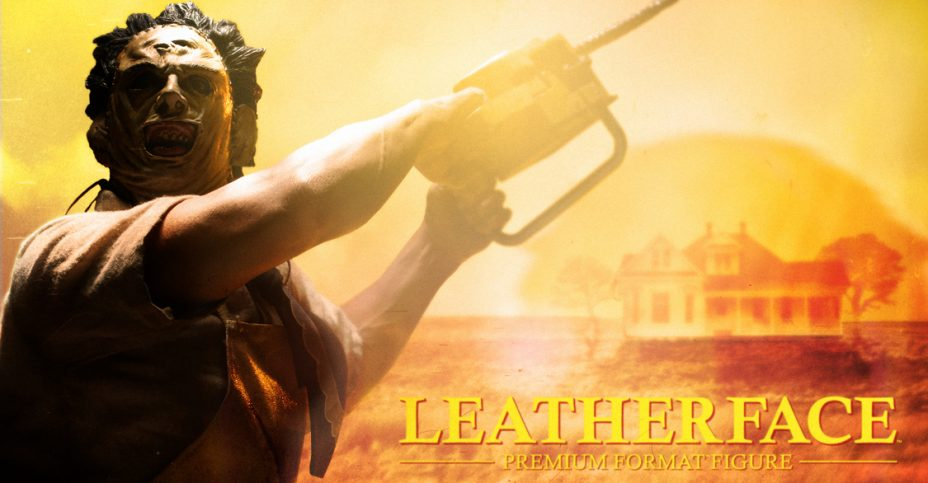 Sideshow Texas Chainsaw Massacre Leatherface Preview