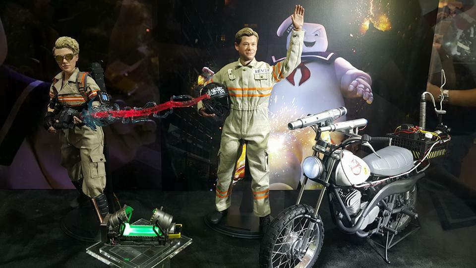 New Look At Ghostbusters 1/6 Scale Figures by Soldier ...