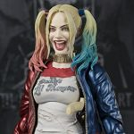 Suicide Squad Harley Quinn SH Figuarts 007