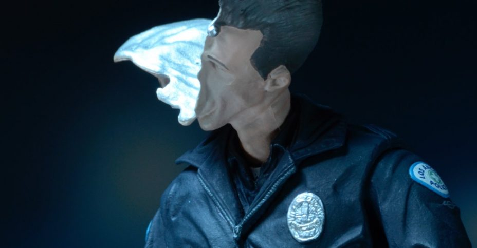 T1000 Motorcycle Cop Ultimate Teaser