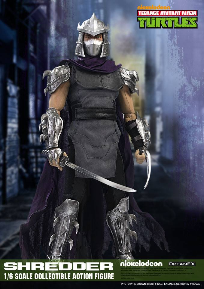 Tmnt 2007 Shredder