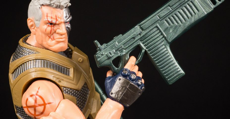 Cable Marvel Legends X Men Wave 17
